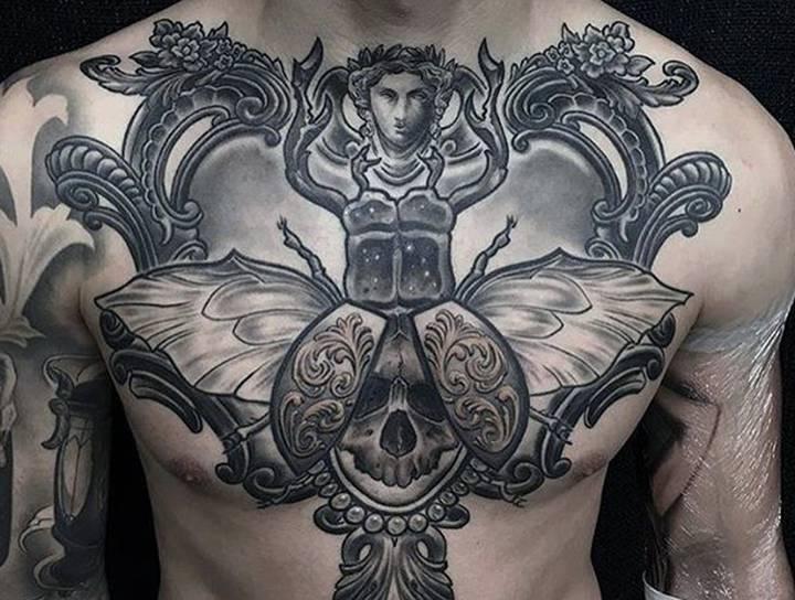 Znaczenie Tatuaży Symbolika Która Intryguje