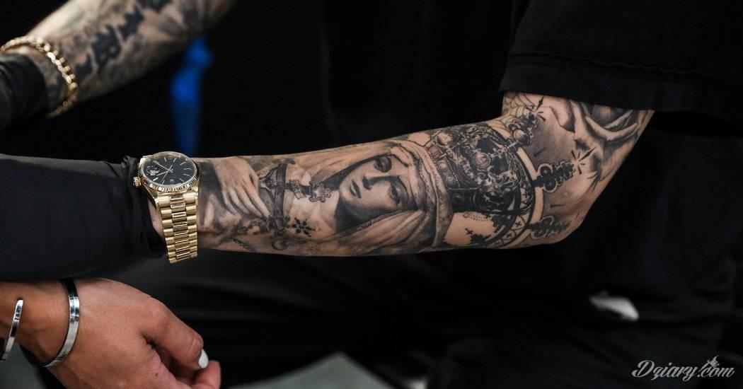 Znaczenie Tatuaży Czyli Dlaczego Akurat Ten A Nie Inny