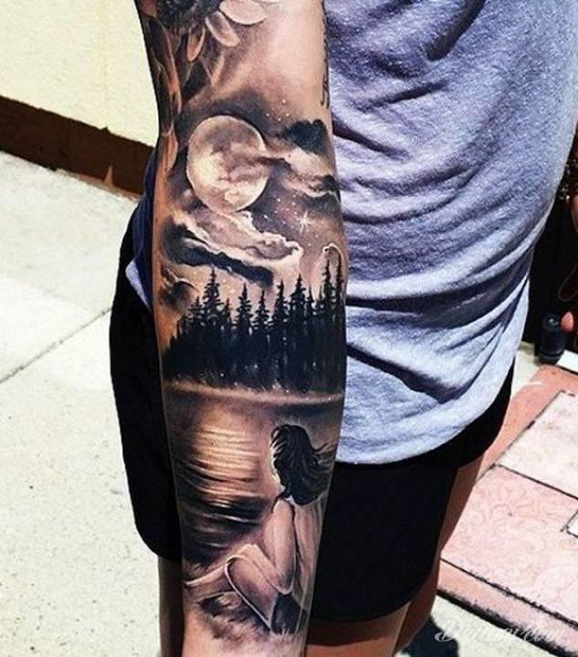 Niedźwiedź Co Do Tego Forum O Tatuażu