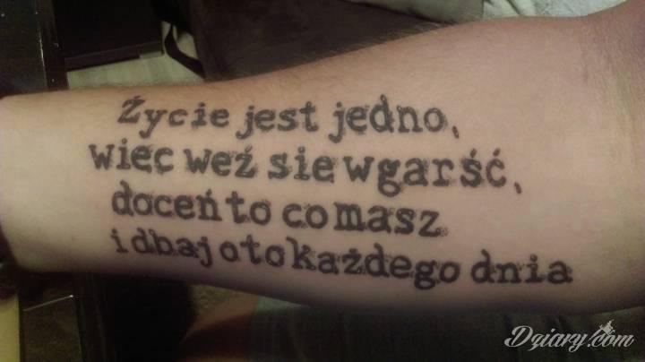 Pokaż Swoją Dziarę Mikołajowi Tatuaże Forum
