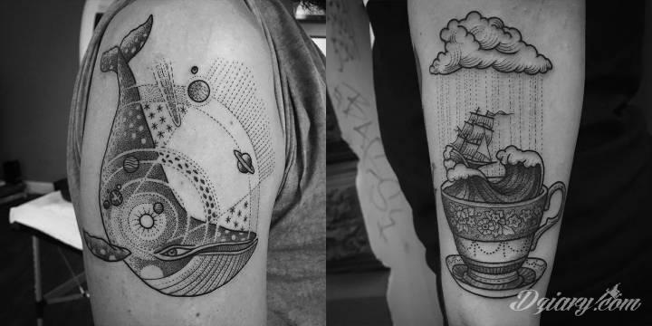 Tatuaż Symbolizujący Spokój I Siłę Tatuaże Forum