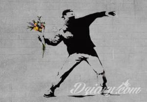 Aj, Banksy imo jeden z...