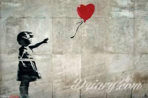 Dziewczynka z balonikiem :)