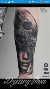Moj pierwszy tatuaż, 9 godzin...