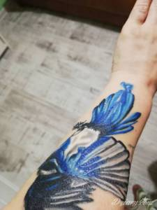 <p>Hej:) Mam pytanie dotyczące tatuażu....