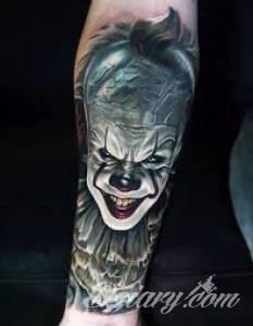 <p>Przy pierwszym tatuażu chodzi mi...