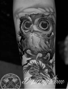 <p>To że na początkach tatuowania...
