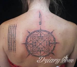 <p>Witam ,ponownie</p><p>byłam w studio tatuażu...