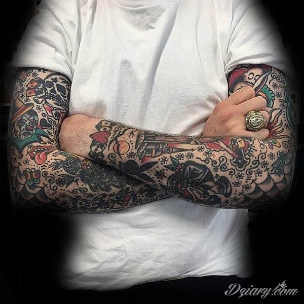 Wycena Tatuażu Rękawy Tatuaże Forum