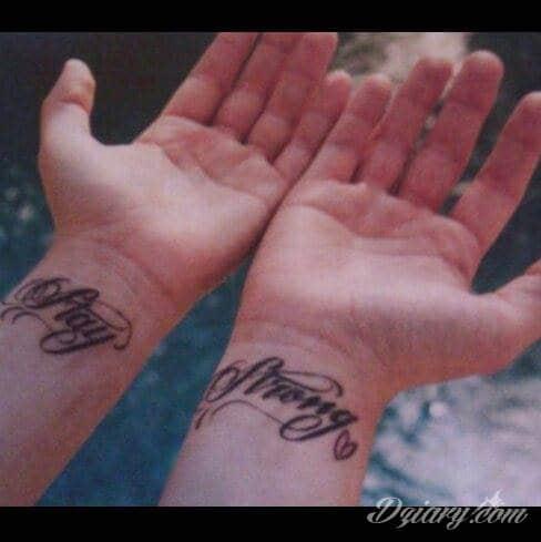 Czy Tatuaże Się Rozmazuja Tatuaże Forum
