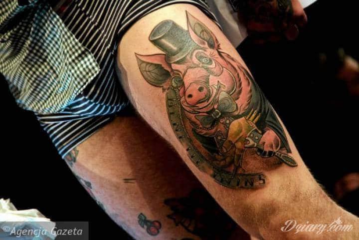 Moda Czy Już Norma Tatuaże Forum