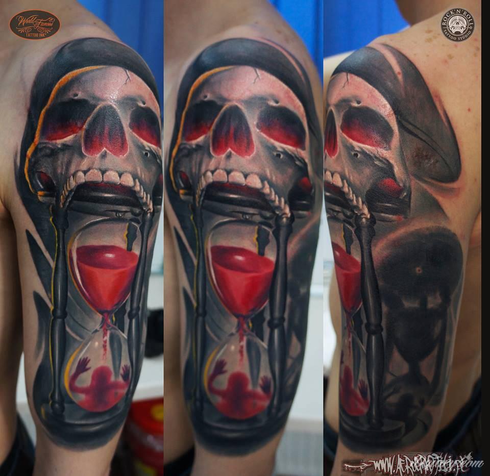 Klepsydra Tatuaże Forum