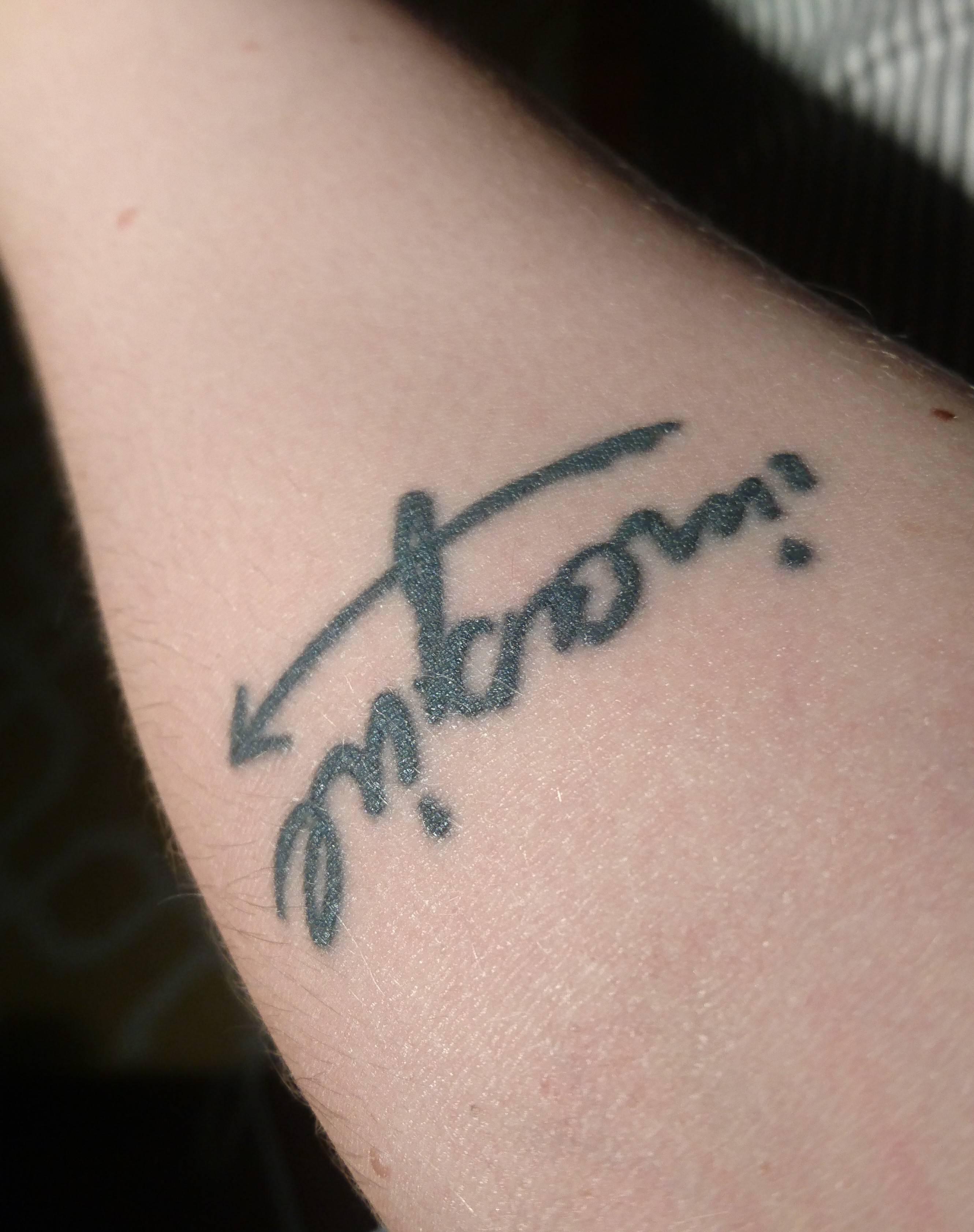 Wypukły Tatuaż Tatuaże Forum