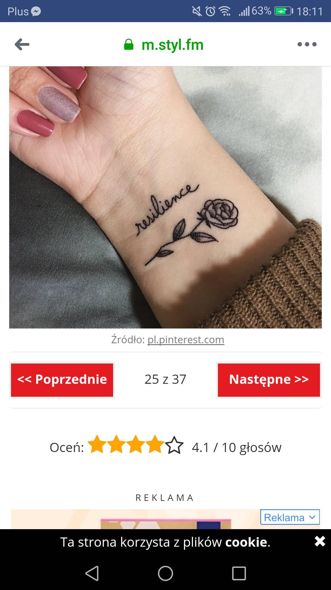 Ile Może Kosztować Różyczka Na Nadgarstku Tatuaże Forum