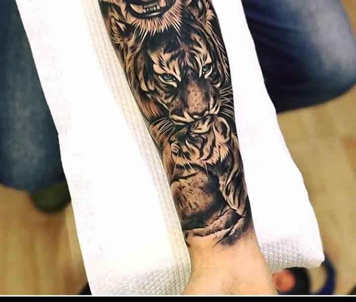 Tatuaż Przedramie Wewnętrzna Strona Tatuaże Forum