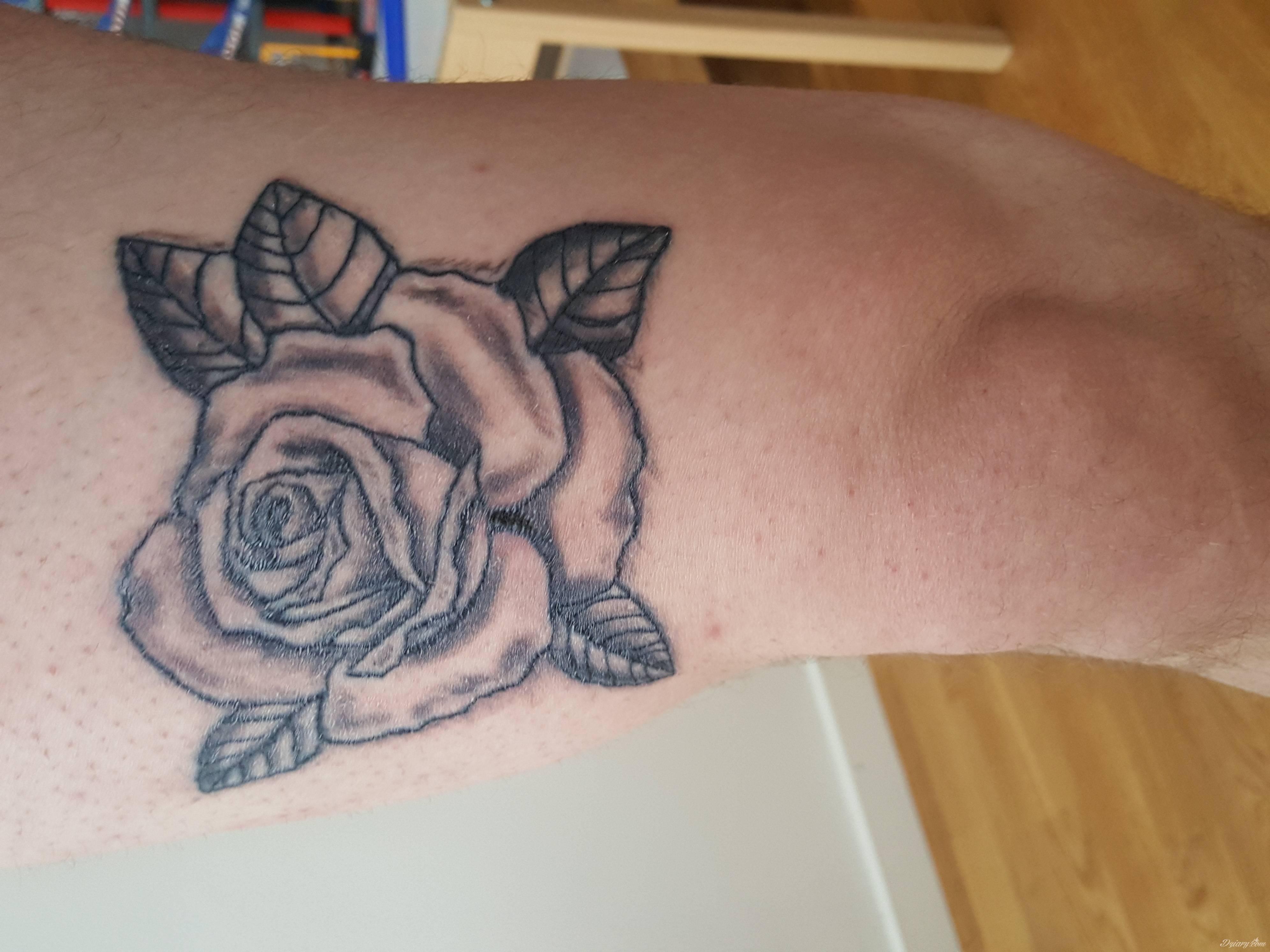 Pierwsza Wykonana Praca Na Sobie Tatuaże Forum