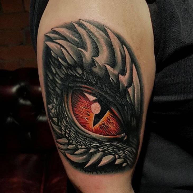 Wycena Tatuażu Oko Przedramię Tatuaże Forum