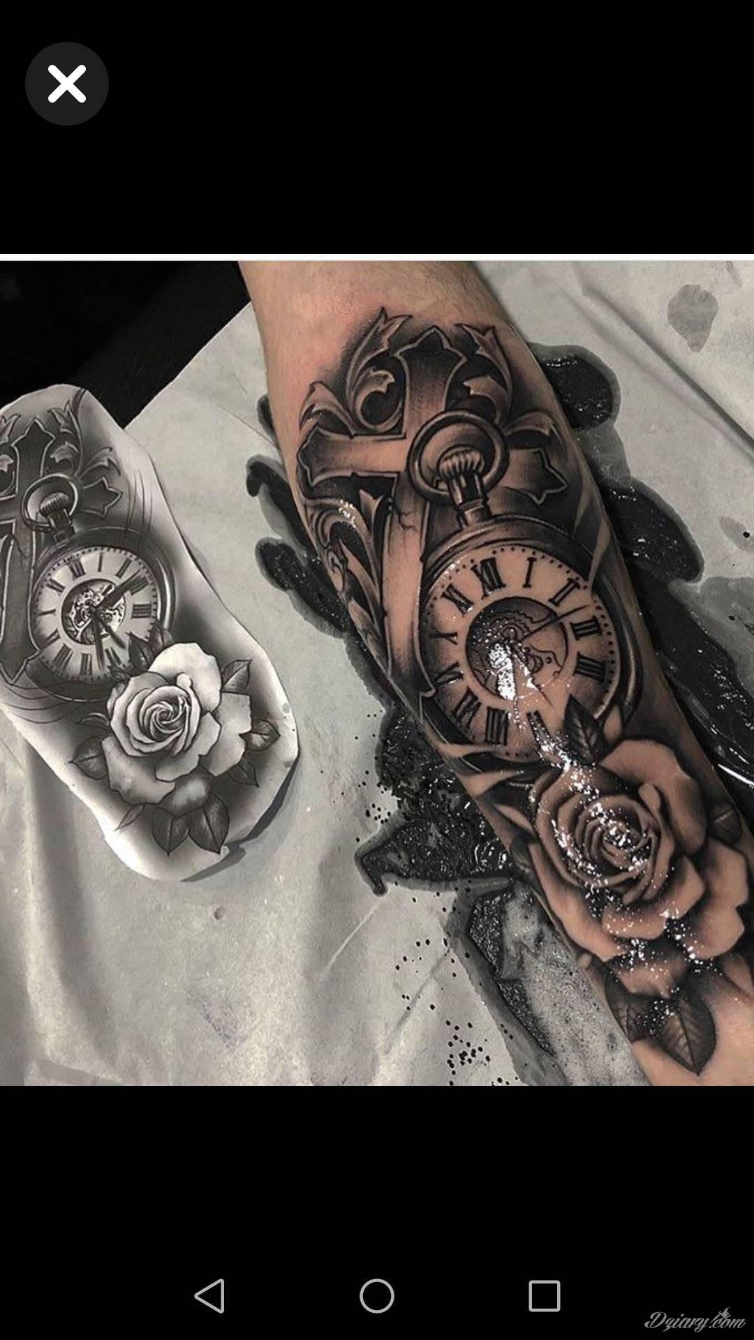 Pomysł Na Tatuaż Przedramie Tatuaże Forum