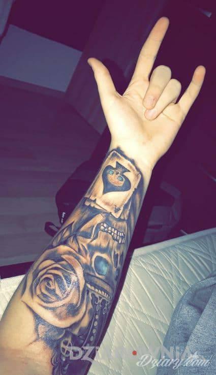 Tatuaż Przedramię Tatuaże Forum
