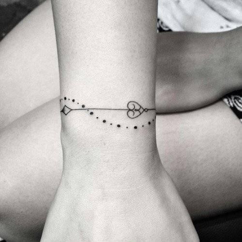 Tatuator Nie Chciał Mi Zrobić Bransoletki Na Nadgarstku
