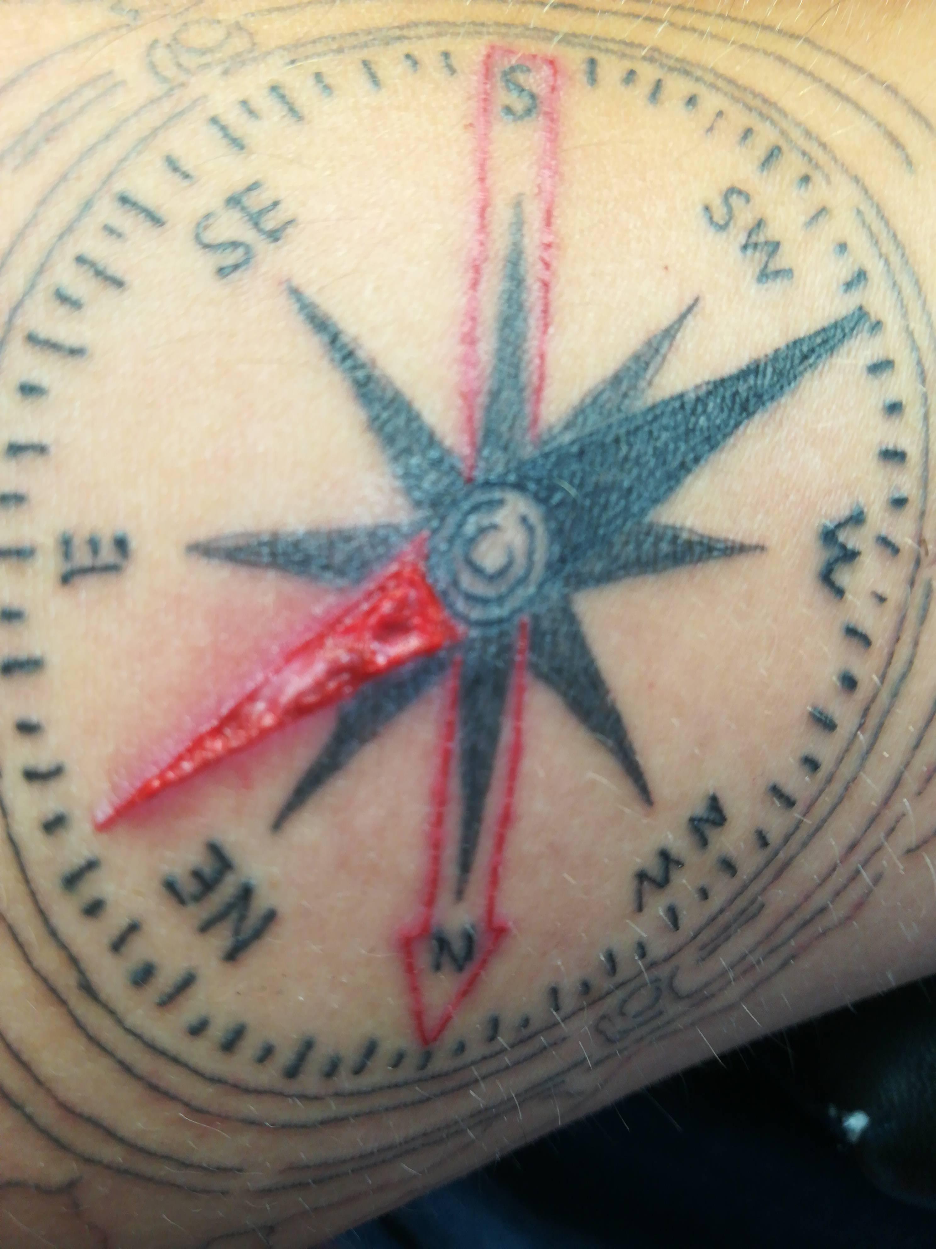 Problem Przy Barwniku Tatuaże Forum