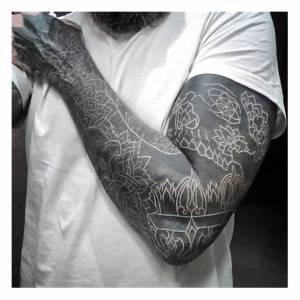 <p>Cześć, znacie studio/tatuatora, który wbija...