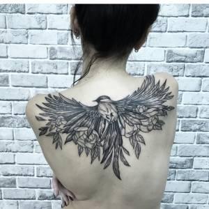 <p>Hej, ile wyniósłby taki tatuaż?...