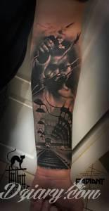 <p>Tatuażyści: To obraz ku pamięci,...
