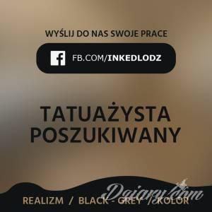 <p>Tatuażysta poszukiwany:</p><p>REALIZM < BLACK-GREY -...