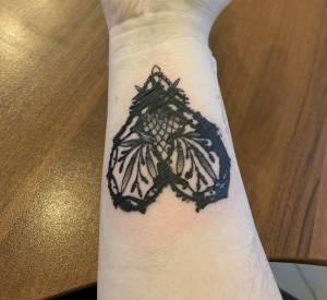 <p>Witajcie, wczoraj rano wykonałam tatuaż,...