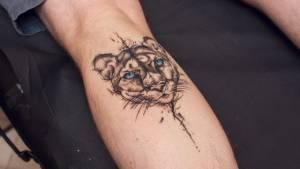 <p>Witam.Ile by kosztował taki tatuaż...