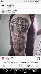 Siemka zrobilem sobie tatuaz w...