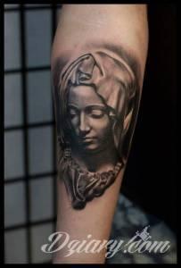 Tatuaż który bd mi przypominał...