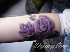 Witam. Mam swój tatuaż już...