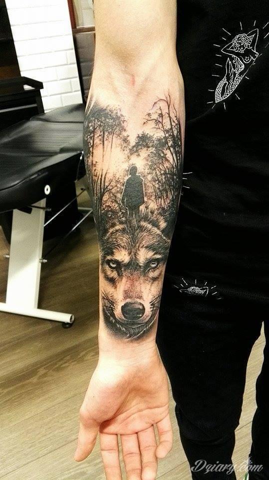 Rękaw Co Będzie Pasować Do Tego Tautażu Forum O Tatuażu