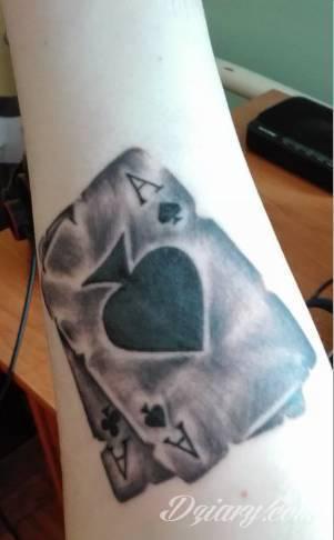 Tatuaż Gojenie Tatuaże Forum