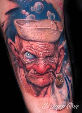 Wzory Tatuazy 3d Inspiracje Z Kategorii Tatuaze 3d