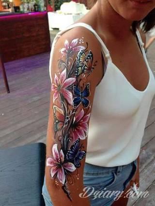 Tatuaże Na Blizny Wzory I Galeria Tatuaży
