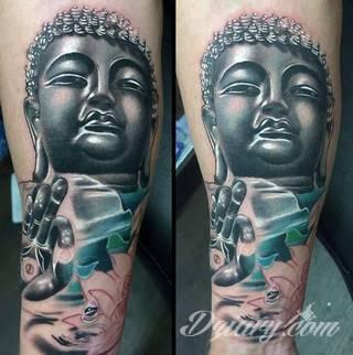 Wzory Tatuaży Budda Inspiracje Z Kategorii Tatuaże Budda