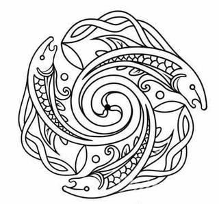Wzory Tatuaży Celtyckie Inspiracje Z Kategorii Tatuaże Celtyckie
