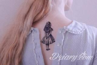 Tatuaże disney