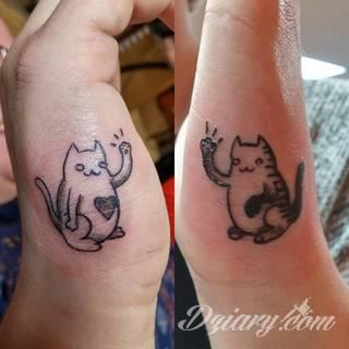 Wzory Tatuaży Dla Par Inspiracje Z Kategorii Tatuaże Dla Par