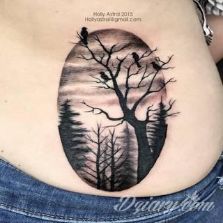 Tatuaże Drzewa Wzory I Galeria Tatuaży