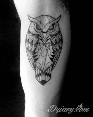 Tatuaże Geometria Wzory I Galeria Tatuaży