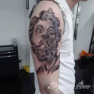 Wzory Tatuaży Greckie Inspiracje Z Kategorii Tatuaże Greckie