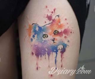 Wzory Tatuaży Koty Inspiracje Z Kategorii Tatuaże Koty