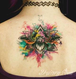 Wzory Tatuaży Kwiaty Inspiracje Z Kategorii Tatuaże Kwiaty