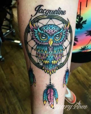Tatuaże Lapacz Snow Wzory I Galeria Tatuaży