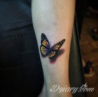 Wzory Tatuaży Motyle Inspiracje Z Kategorii Tatuaże Motyle