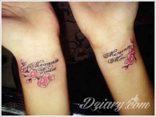 Wzory Tatuaży Na Nadgarstku Inspiracje Z Kategorii Tatuaże Na